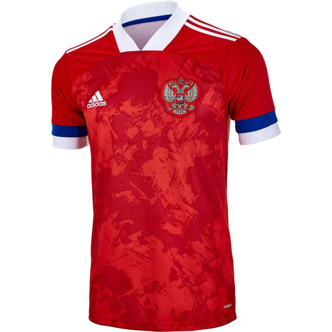 Camiseta Rusia local 2020/2021