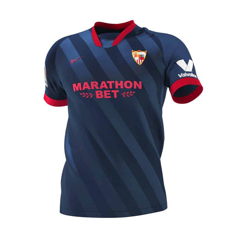 Camiseta Sevilla alternativa 2020/2021