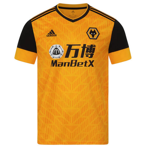 Camiseta Wolverhampton local 2020/2021