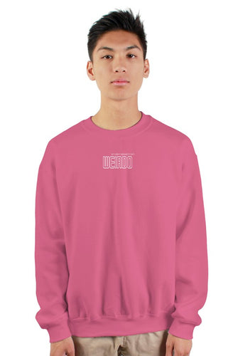 Compact Dreams Sweatshirt Pink