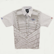 Toa Chief Shirt- White/SS901