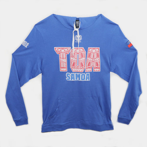 Bloodline Hoodie- Royal Blue