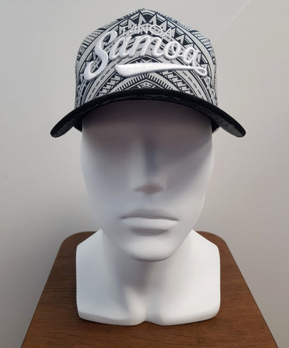 Tanoa Net Hat- Grey