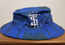 Tanoa Bucket Hat- Blue Green