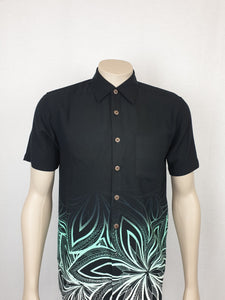 TS East Coast Rayon Shirt - SS1302 - Black