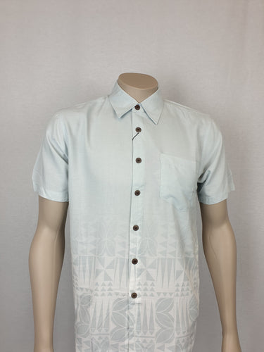 East Coast Rayon Shirt Matafai - SS1300/ Grey