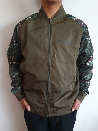 Army Jacket / Camo Green