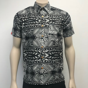 Men's Shirt SS2100 Grey