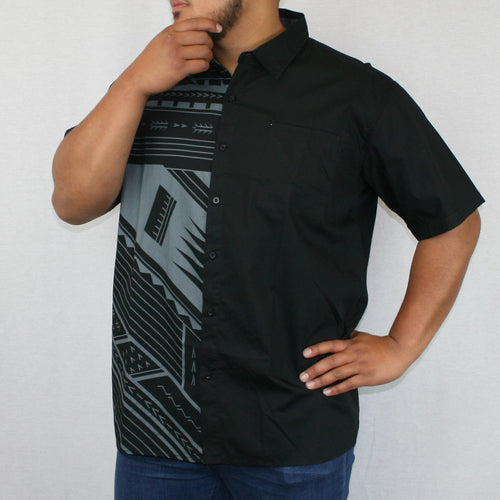 MEN'S TANOA IRON MAN SHIRT