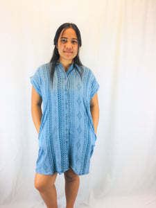 TSLSD002 Rainfall/ Ladies Shirt Dress
