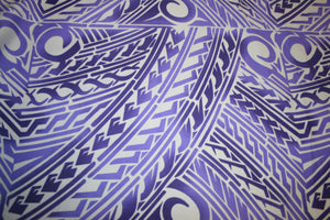 Purple Sogaimiti Fabric