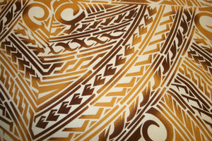 Coffee Sogaimiti Fabric