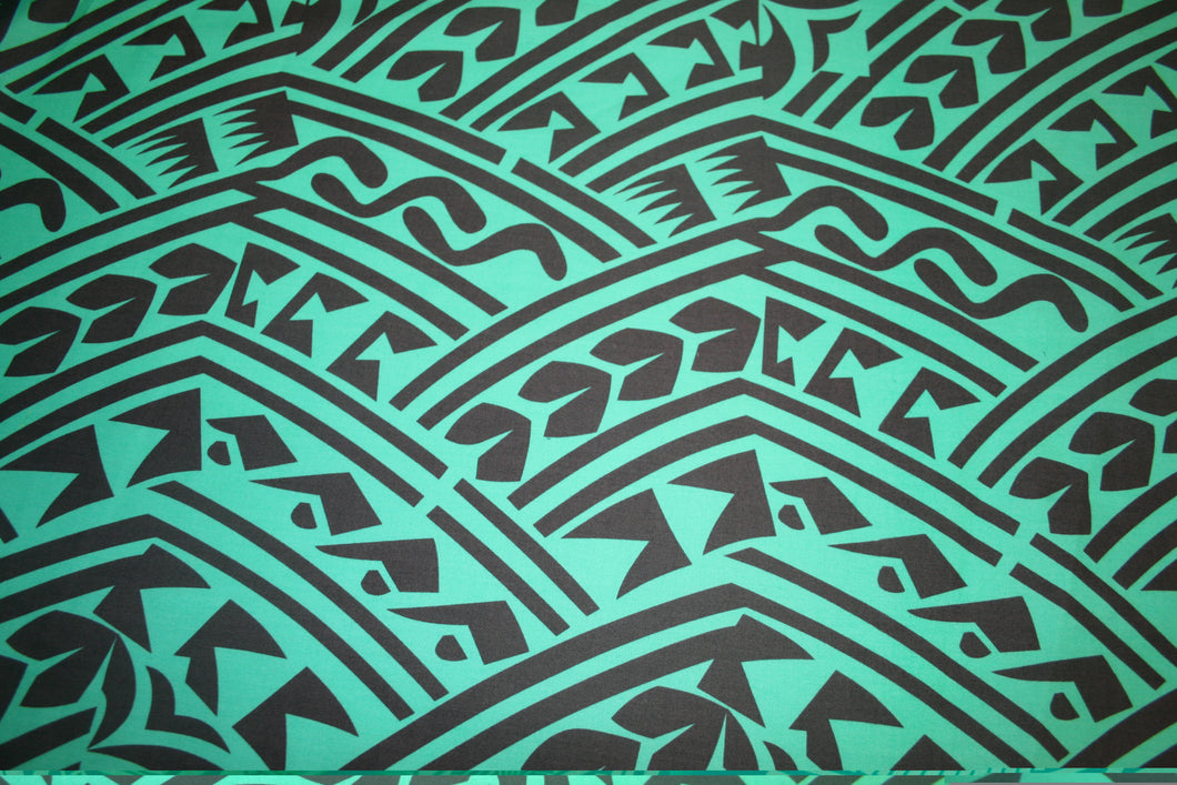 Mint Naifi Fabric