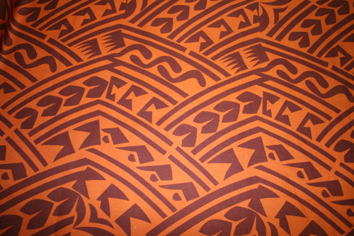Chocolate Naifi Fabric