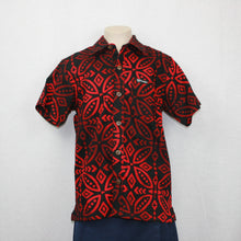 Boys JS Bula Shirts/ SB554- TS Black Red