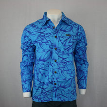 Mens L/S Shirt - SL957 -TS BLUE