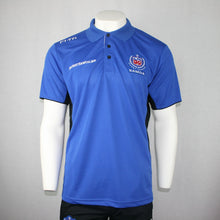 TOA Polo Shirt- FI201702C/ Blue