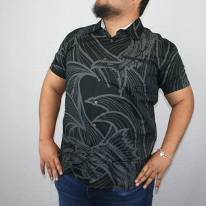 Swordfish Shirt- TSS154/ BLACK