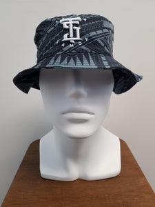 Tanoa Bucket Hat- Black