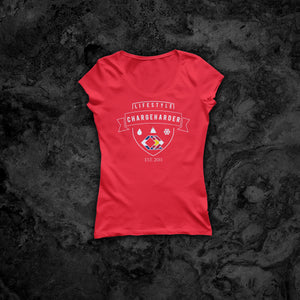 Short Sleeve Women's CO Flag Badge T-Shirt