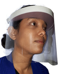 "Medical Face Shield, 9"" Long (10 Pack)"