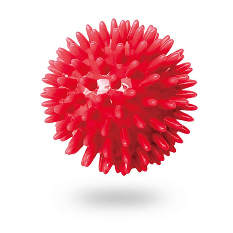 BODYWORX 4ASA062-10RD RED MASSAGE BALL (10CM)