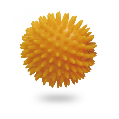 BODYWORX 4ASA062-10YL YELLOW MASSAGE BALL (10CM)