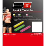 BODYWORX 4ASA359-G BEND & TWIST BAR (MEDIUM)