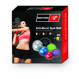 BODYWORX 4ASA059-55P PURPLE GYM BALL (55CM)
