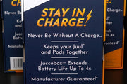 Juccebox™ | Portable Juul® Charger