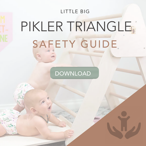 Pikler Triangle Safety