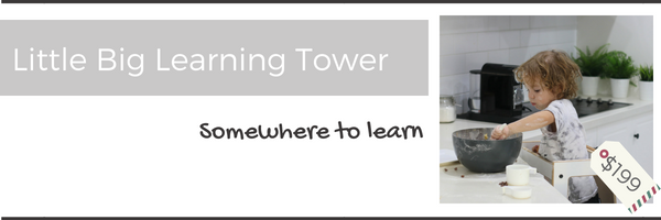 toddler christmas gift idea learning tower