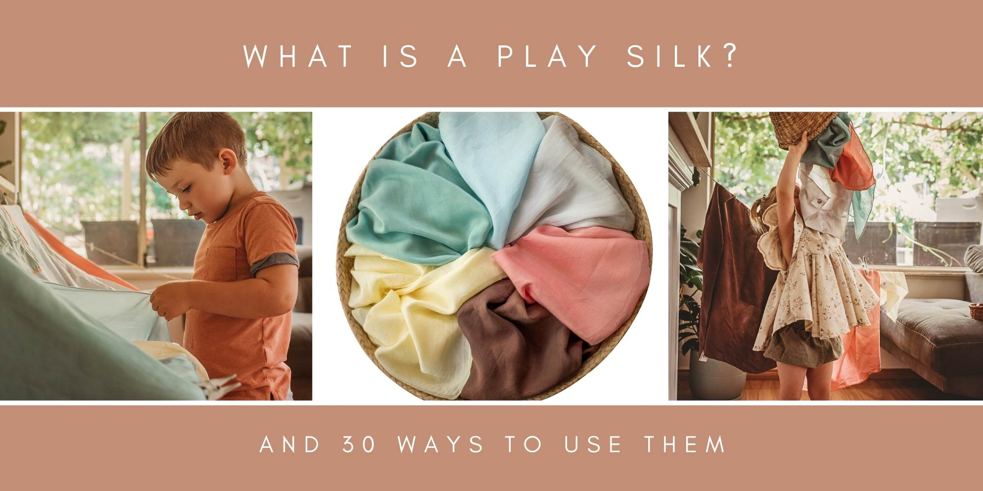 what is a play silk