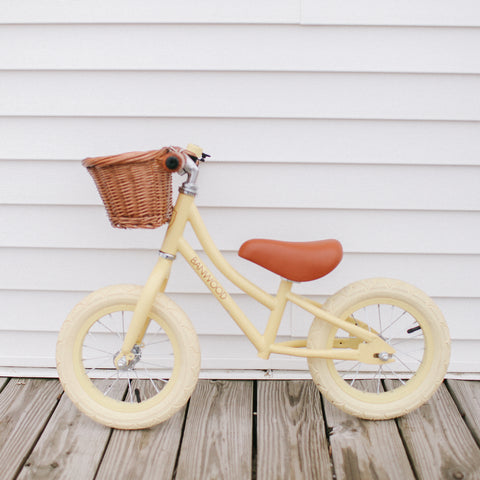 banwood balance bike vanilla