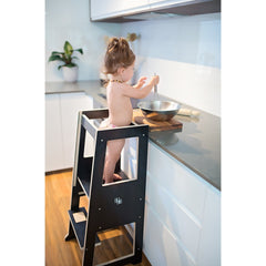 toddler kitchen helper