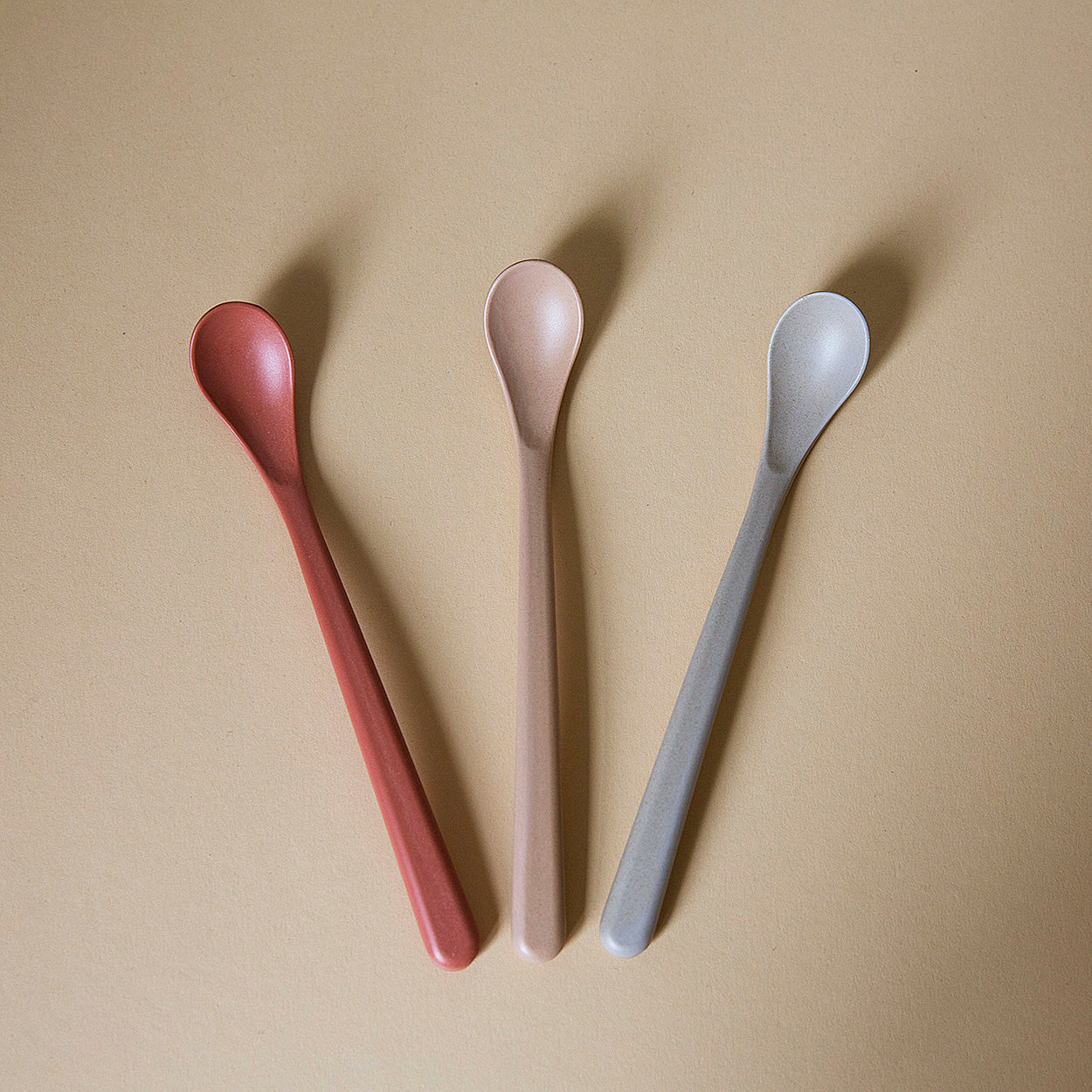 Bamboo Baby Spoon Set