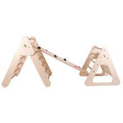 Toddler Climbing Frame Package Pieces