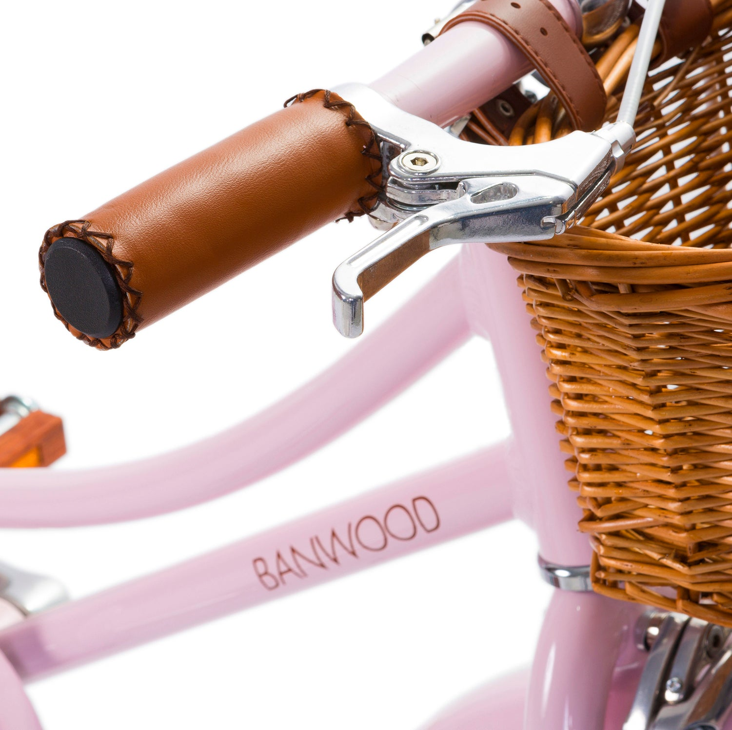 banwood pedal bike handles