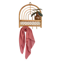 pink play silk on shelf