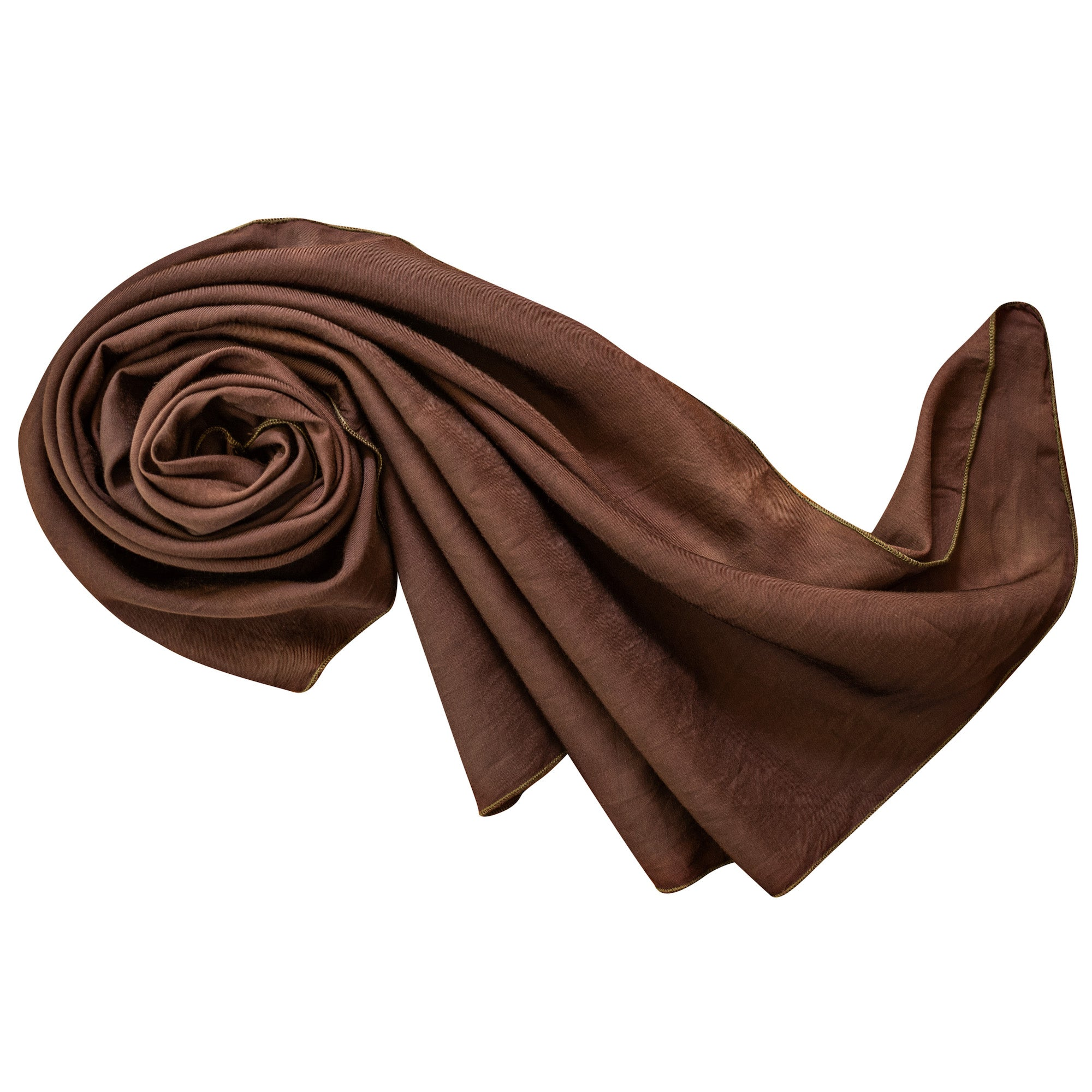 brown play silk