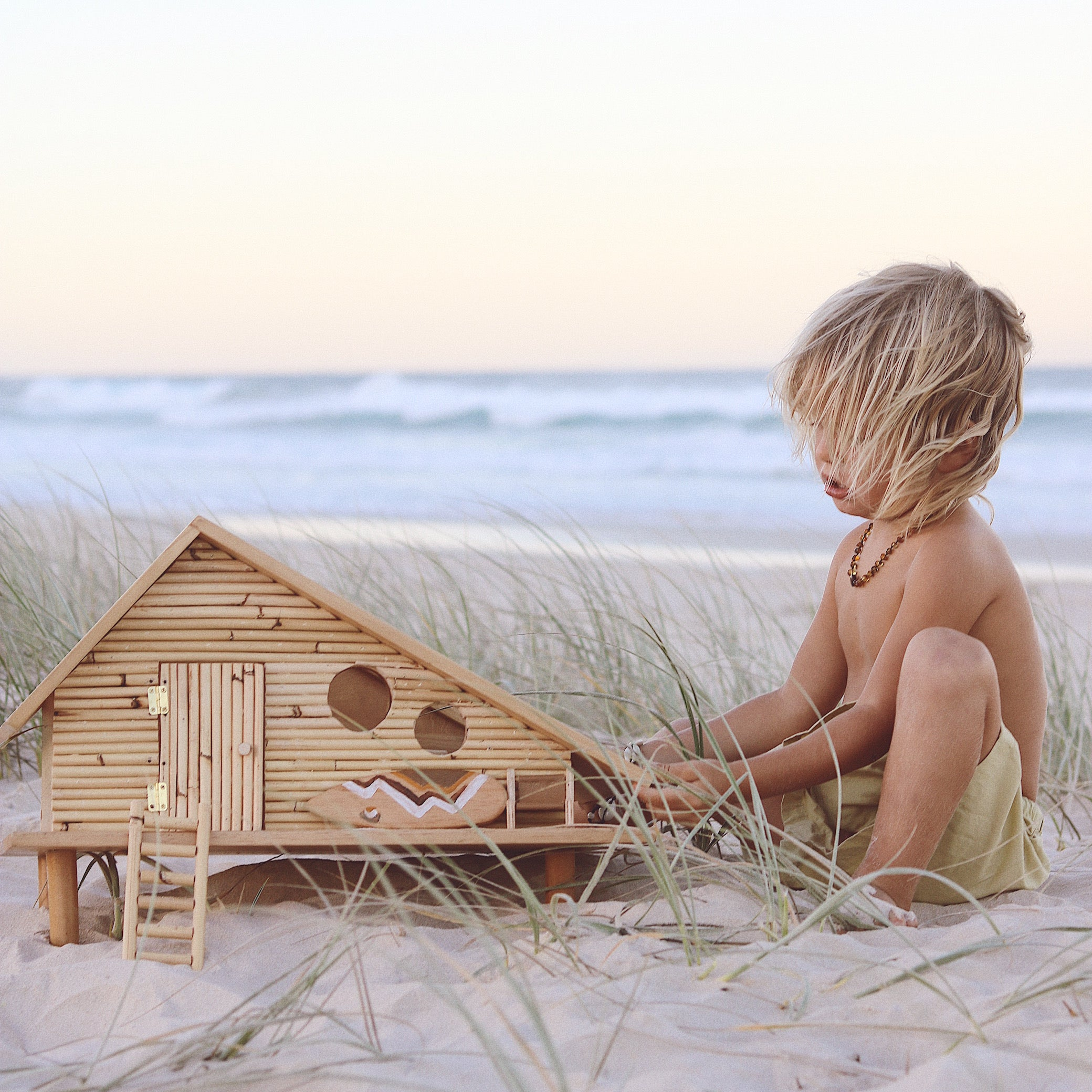 Surf Shack Dollhouse