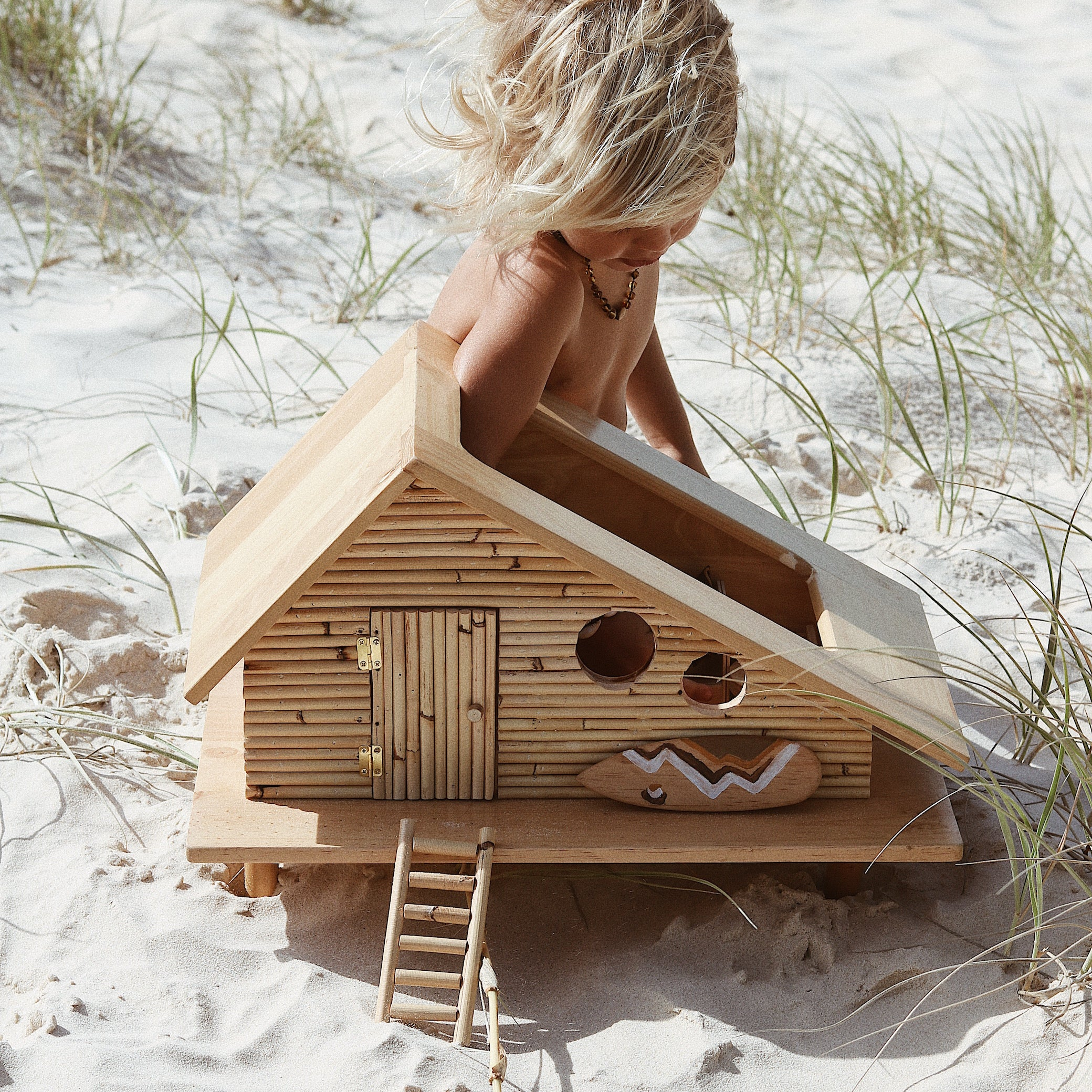 Surf Shack Dollhouse Furniture Kit [PRE-ORDER]