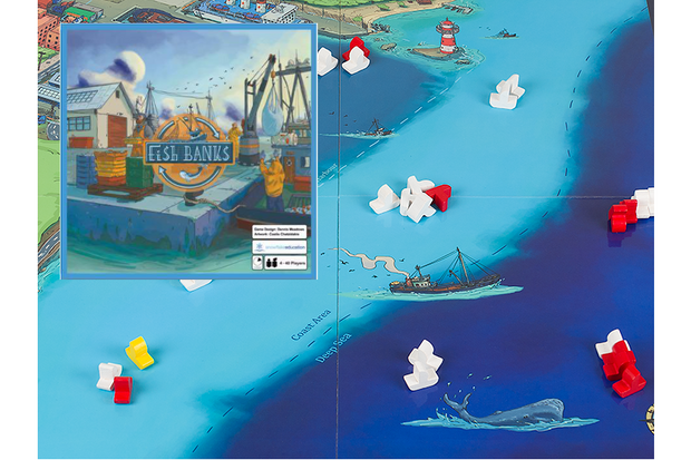 FishBanks: Systems Thinking Learning Package [1 classroom game + 40 student licenses]