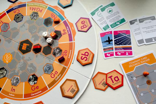 In the Loop: Materials Learning Package [3 game pieces + 40 student licenses]