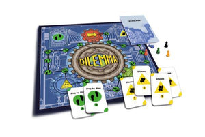 Dilemma & SDG cards: Values Thinking Learning Package [6 game pieces + 40 student licenses]