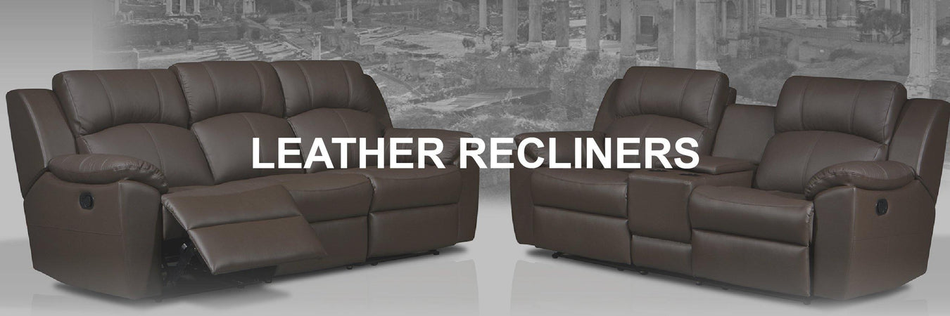 Leather Recliners - Novena Furniture Singapore