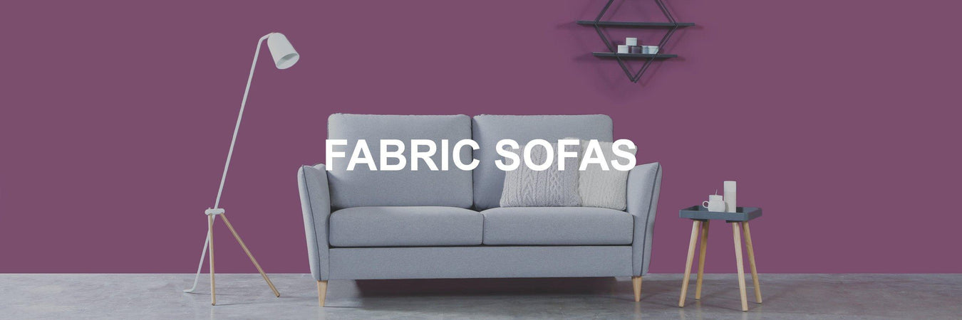 Fabric Sofas - Novena Furniture Singapore