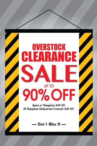 Furniture Overstock Clearance - Tampines