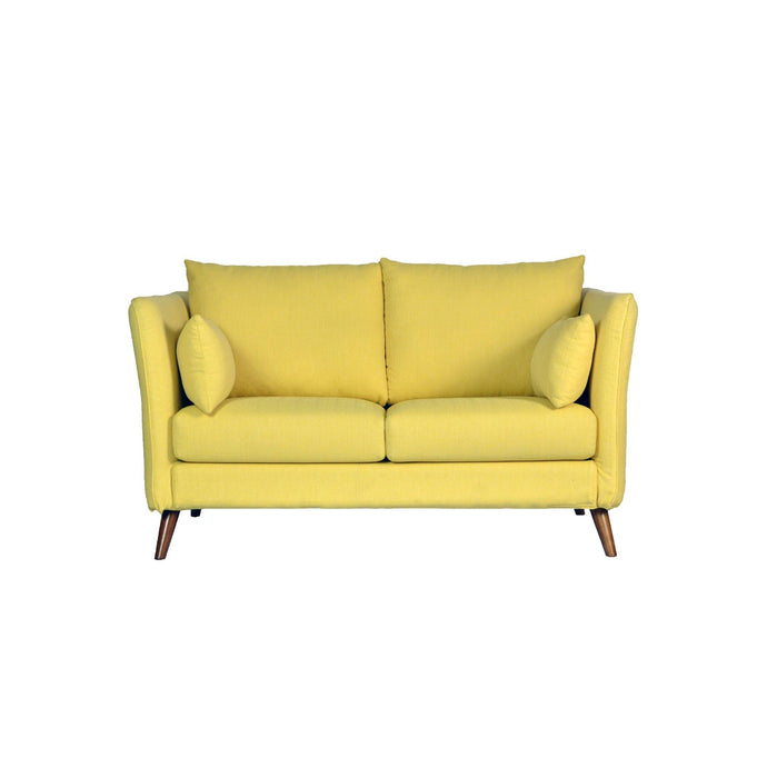 Finny 2 Seater Sofa, Fabric - Novena Furniture Singapore
