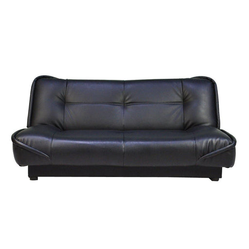 Bliss 2 Seater Sofabed, Synthetic Leather - Novena Furniture Singapore - Sofa Beds